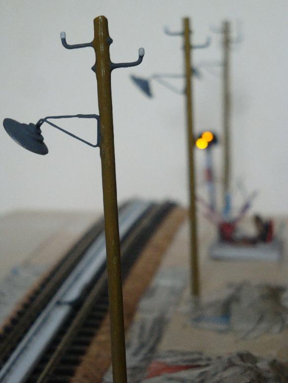 Rennert modellbahn alte lampen for Lampen rampe
