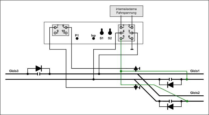 Rennert/Modellbahn-Pendelzug
